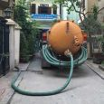 hút bể phốt tại Hà Đông