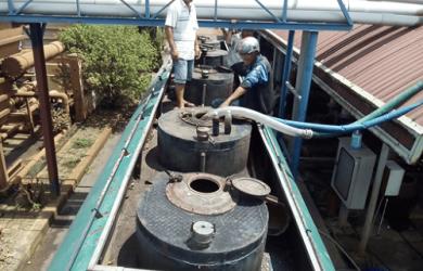 vận chuyển bùn vi sinh tại Thanh Trì