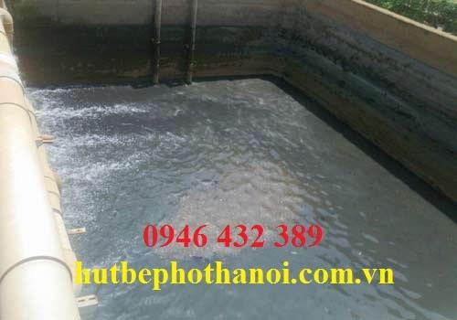 vận chuyển bùn vi sinh tại Hoàng Mai