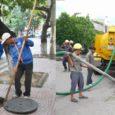 hút bể phốt tại Thanh Xuân