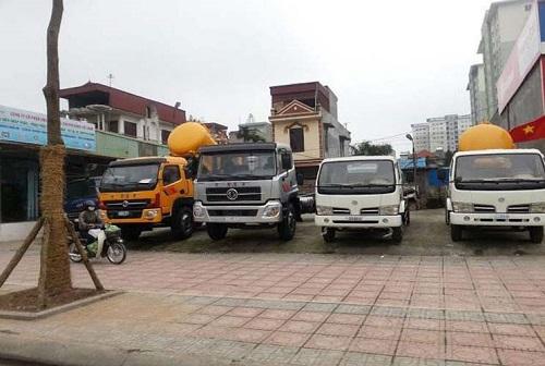 hút bể phốt tại Thái Hà