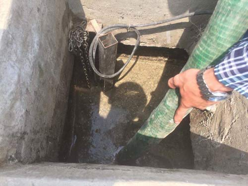 hút bể phốt tại Hà Nội