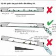 độ dốc ống thoát nước thải