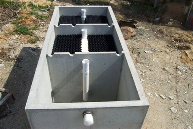 Lưu ý khi xây bể tự hoại 3 ngăn