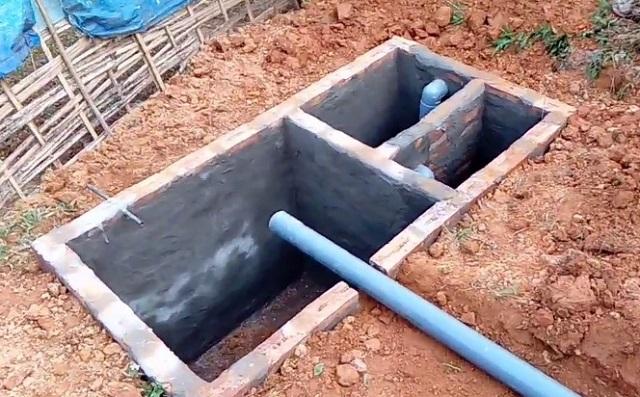 Cách lắp đặt ống bể phốt nhanh và đơn giản