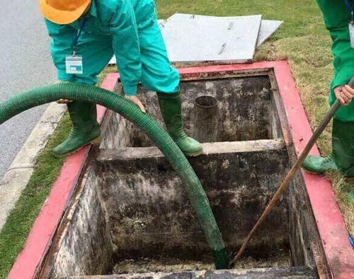 Hút bể phốt tại Ứng Hòa