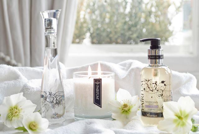 khử mùi nhà vệ sinh bằng nước hoa