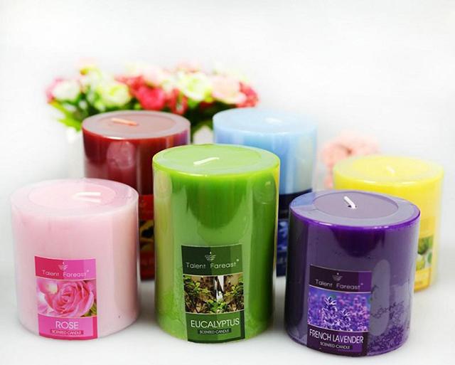 khử mùi hôi nhà vệ sinh bằng nến thơm