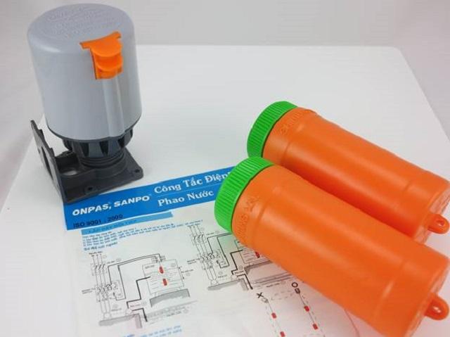Cách lắp phao điện cho bồn nước ra sao?