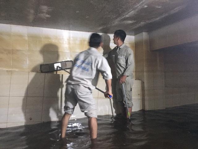 Dịch vụ thau bể nước