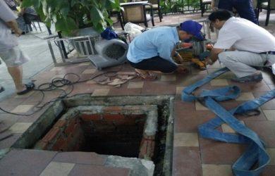 cấu tạo bể nước ngầm