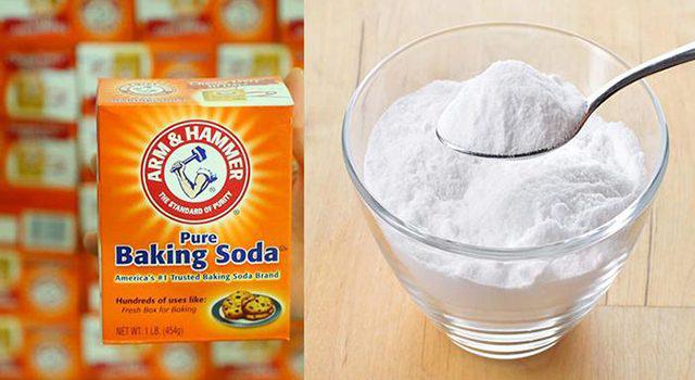Vì sao nên dùng baking soda để thông cống
