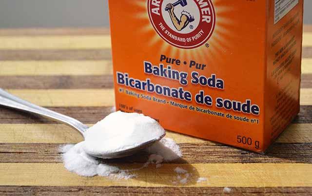 Cách khử mùi nhà vệ sinh bằng bakingsoda