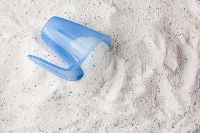Cách khử mùi nhà vệ sinh bằng bột giặt
