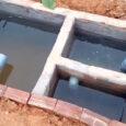 Cách đặt ống bể tự hoại 3 ngăn