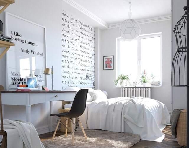 cách ngăn mùi phòng ngủ