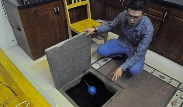 Lý do xây dựng bể nước ngầm