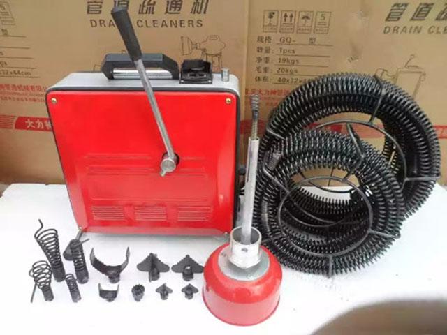 cách vệ sinh đường ống nước 6