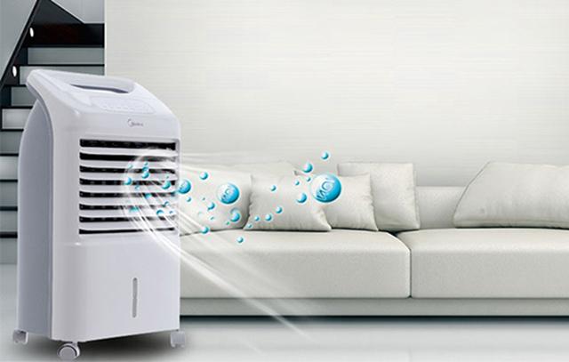 cách vệ sinh quạt hơi nước tại nhà 1