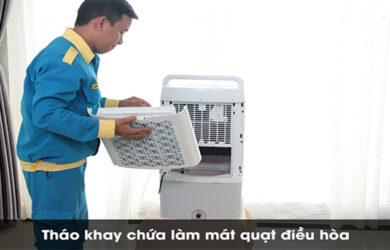 cách vệ sinh quạt hơi nước tại nhà 3