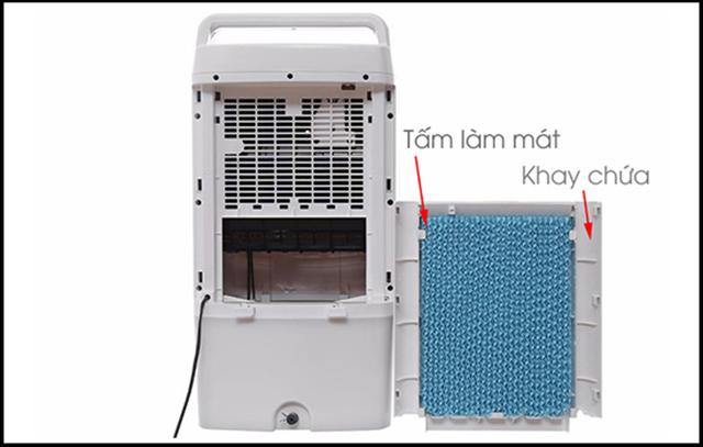 cách vệ sinh quạt hơi nước tại nhà 4