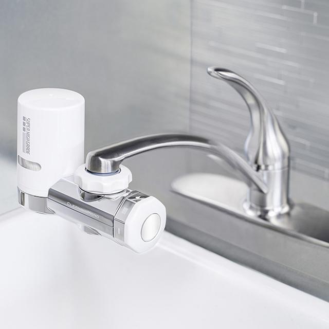Có nên sử dụng máy lọc nước tại vòi