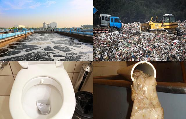 Ứng dụng của chế phẩm vi sinh trong xử lý nước thải