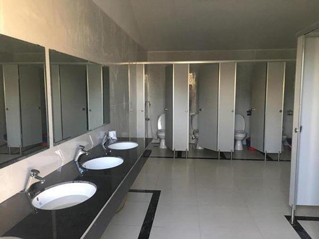 tiêu chuẩn nhà vệ sinh cho công nhân
