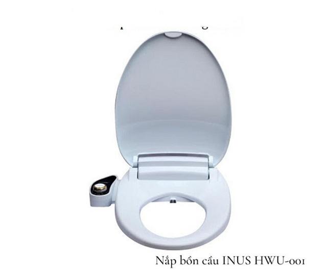 Nắp bồn cầu thông minh Hàn Quốc INUS HWU-001